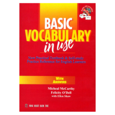 Mua Basic Vocabulary In Use (Kèm 1 CD)