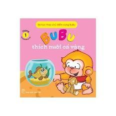 Mua Bé học theo chủ điểm cùng BuBu - Tháng 01: Thế giới động vật - BuBu thích nuôi cá vàng