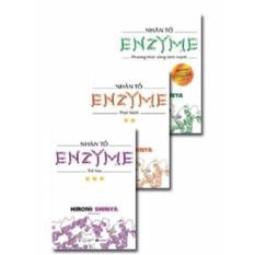 Ôn Tập Cửa Hàng Bộ 03 Cuốn Nhan Tố Enzyme Phương Thức Sống Lanh Mạnh Thực Hanh Trẻ Hoa Hiromi Shinya Trực Tuyến