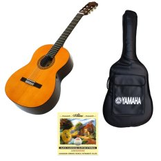 Chiết Khấu Bộ 1 Guitar Yamaha Classic C40 1 Bao Đan 1 Day Alice A106