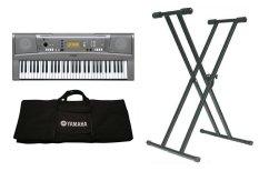 Bộ Đàn Organ Yamaha VN300 + Bao Đàn Organ 2 Lớp + Chân Đàn Organ Kép