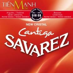 Mua Bộ Day Đan Cổ Điển Classic Guitar Savarez Normal Tension 510Cr Medium New Cristal Cantiga Standard Nylon String Sets Mới Nhất