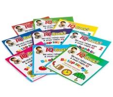 Mua Bộ Sách Bé Học Tiếng Anh & Phát Triển IQ(9 quyển)