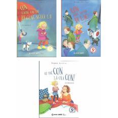 Ôn Tập Pt Bộ Sach Con Co Thể Tự Bảo Vệ Minh Trọn Bộ 3 Cuốn Messybooks Tủ Sach Giao Dục Giới Tinh Cho Trẻ Skybooks