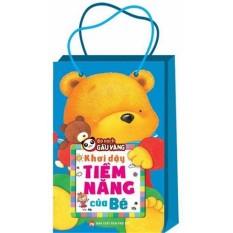 Mua Bộ sách Gấu vàng - Khơi dậy tiềm năng của bé - B90