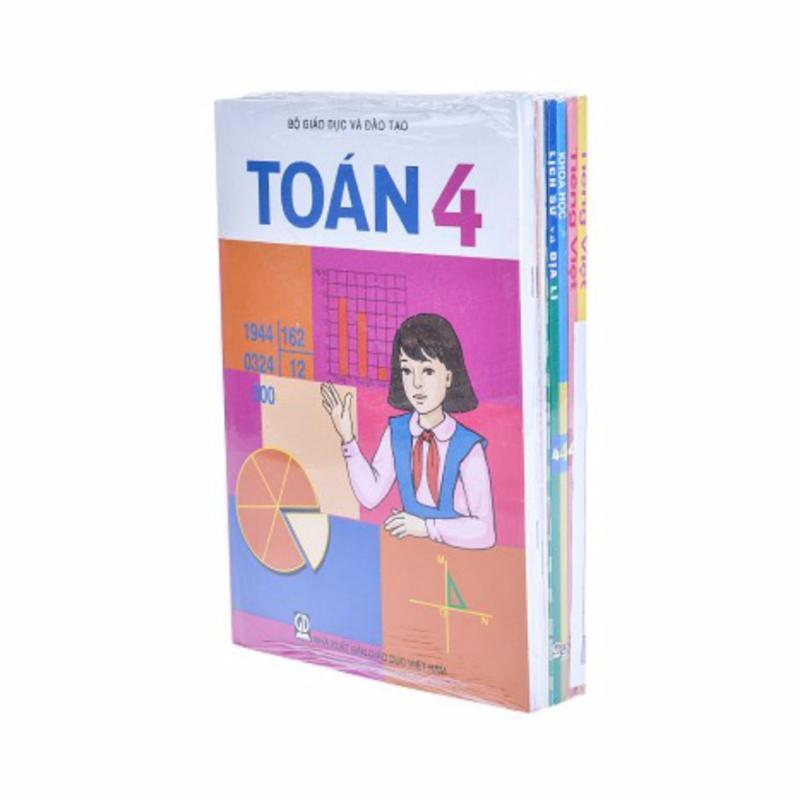 Mua Bộ sách giáo khoa lớp 4