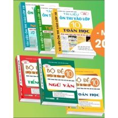 Giá Bán Bộ Sach Tai Liệu On Thi Vao Lớp 10 Toan Văn Anh Đầy Đủ Books Hồ Chí Minh
