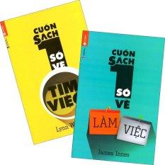 Mua Bộ Sách Số 1 Về Tìm Việc & Làm Việc (Bộ 2 cuốn) - James Innes và Lynn Williams và Thảo Trần và Lan Vũ