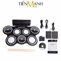 Bộ Trống điện Tử Konix Portable Digital Drum MD759 (Hỗ Trợ Kết Nối Máy Tính) Bất Ngờ Ưu Đãi Giá