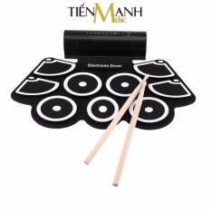 Mua Bộ Trống Điện Tử Konix Portable Digital Drum W760 Mới Nhất