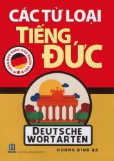Mã Ưu Đãi Khi Mua Các Từ Loại Tiếng Đức - Deutsche Wortarten
