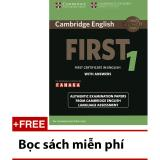 Mua Cambridge First Certificate In English Fce 1 Kem 2 Cd Nhà Sách Pasteur