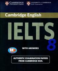 Mua Cambridge IELTS 8