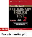 Chiết Khấu Cambridge Preliminary English Test Pet 2
