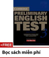 Ôn Tập Cambridge Preliminary English Test Pet 3