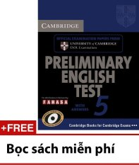 Mua Cambridge Preliminary English Test (PET) 5