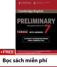 Mua Cambridge Preliminary English Test (PET) 7