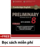 Giá Bán Cambridge Preliminary English Test Pet 8 Mới Rẻ