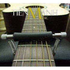Mã Khuyến Mại Capo Trượt Lăn Acoustic Guitar Glider Rolling Slider Mauley Gmc80 Rẻ