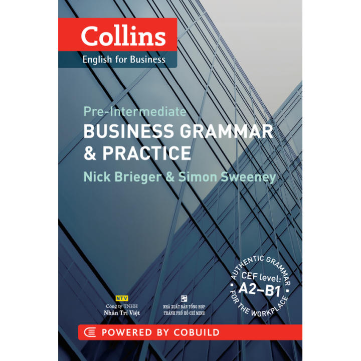 Collins Business Grammar & Practice - Pre-Intermediate