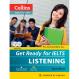 Mua Collins Get Ready For Ielts Listening Kem Cd Nhà Sách Pasteur