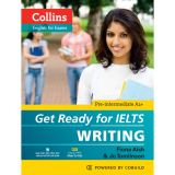 Bán Collins Get Ready For Ielts Writing Nhà Sách Pasteur