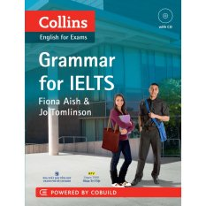 Mua Collins Grammar for IELTS (kèm CD)