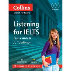 Bán Collins Listening For Ielts Kem Cd
