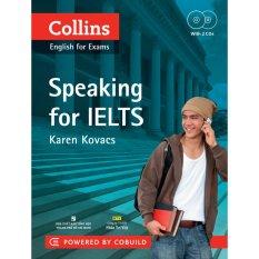 Mua Collins Speaking for IELTS (kèm CD)