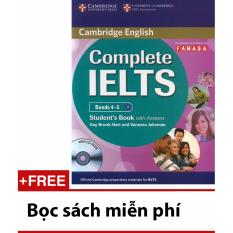Mua Complete IELTS bands 4-5 - Students Book (kèm 2 CD nghe + 1 CDROM thực hành)