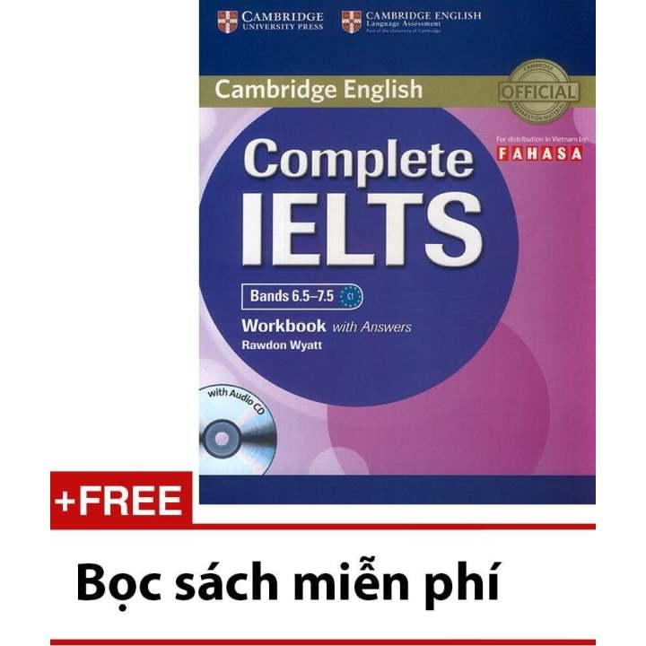 Complete IELTS bands 6.5-7.5 - Workbook