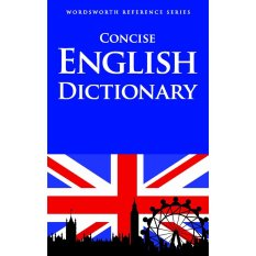 Mua Concise English Dictionary Wordsworth Reference Series Mới