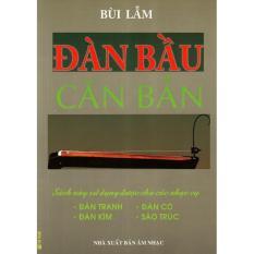 Mua Đàn Bầu (Cản Bản + Nâng Cao) - Kèm CD