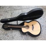 Mua Đàn Guitar Acoustic Cao Cáp Điẹp Già Bao Da 3 Lớp Phím Gảy Alice Oem Rẻ