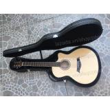 Bán Đàn Guitar Acoustic Cao Cáp Còng Cườm Bao Da 3 Lớp Phím Gảy Alice Nhập Khẩu
