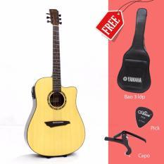 Bán Đan Guitar Acoustic Diano 729 Eq Metb12 Hà Nội Rẻ