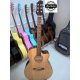 Bán Đàn Guitar Acoustic Dve70 2018 Natural Hiệu Duy Guitar Rẻ