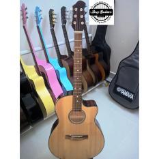 Giá Bán Đàn Guitar Acoustic Dve70 2018 Natural Hiệu Duy Guitar Duy Guitar Shop Trực Tuyến