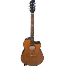 Deal Giảm Giá Đàn Guitar Acoustic KBD-70aA (màu Vàng)