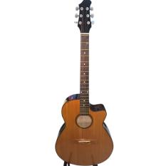 Mã Khuyến Mại Đàn Guitar Acoustic Dve70 Màu Vàng Yamaha Duy Guitar Trong Hồ Chí Minh