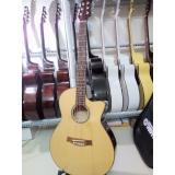Đàn Guitar Acoustic Dve70Jt Màu Gõ Bao Da Phụ Kiẹn Duy Guitar Shop Chiết Khấu 40