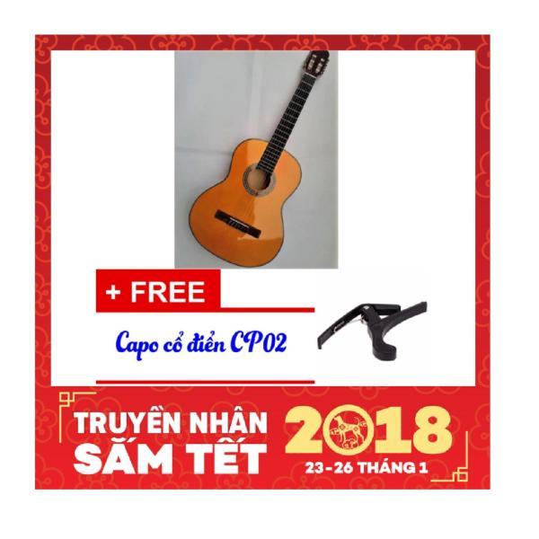 Đàn Guitar Classic KBD 9A30+ Tặng Capo cổ điển CP02