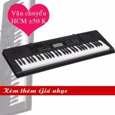 Đàn Organ Casio CTK-3400 Kèm AD + Giá Nhạc (Touch Response)  CTK3400 - HappyLive Shop Đang Có Khuyến Mãi