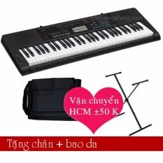 Đàn Organ Casio CTK-3400 tặng kèm giá + chân + bao (Touch Response) CTK3400 - Việt Hoàng Phong