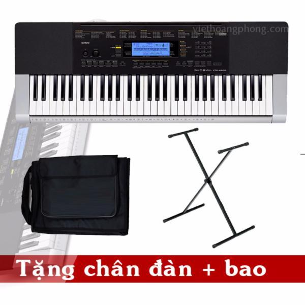 Đàn Organ Casio CTK-4400 tặng kèm chân + bao - Việt Hoàng Phong