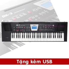 Đàn Organ Roland BK-3 tặng kèm USB Trắng - Việt Hoàng Phong