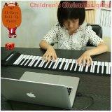 Đan Piano Điện Tử Ban Phim Cuộn Dẻo 49 Keys Trắng Hang Nhập Khẩu Oem Chiết Khấu