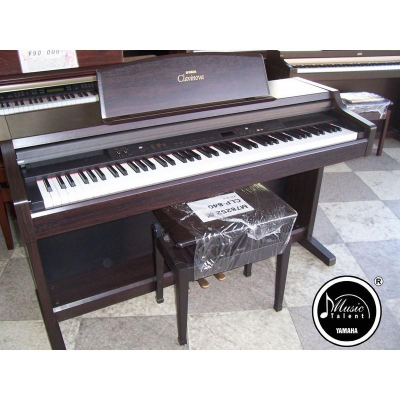 Đàn Piano Yamaha Clavinova CLP 820 HÃNG YAMAHA 12 tháng