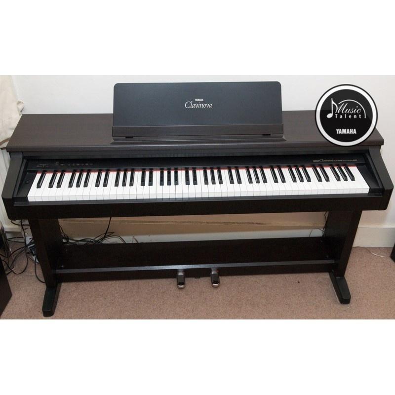 Đàn Piano Yamaha CLP 250 HÃNG YAMAHA 12 tháng
