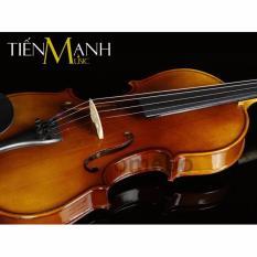 Mã Khuyến Mại Khi Mua Đàn Violin Omebo Size 4/4 RV-205 (Gỗ Nguyên Tấm Vân Sam RV205 - Vĩ Cầm 4-4 - Cả Bộ Đàn Vi-ô-lông, Hộp, Vĩ Và Rosin Nhựa Thông)